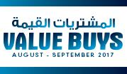 Value Buys  August - September 2017_Oman