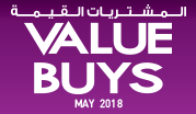 Value Buys - May 2018