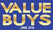 Value Buys - June 2018