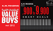 K.M.Trading Value Buys in Oman
