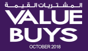 Value Buys - October 2018