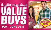 Value Buys May - June 2015