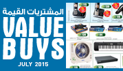 Value Buys July 2015